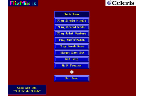 Flixmix Download (1993 Strategy Game)