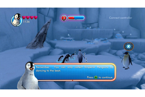 Happy Feet Two: The Video Game - Level 4 - YouTube