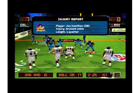 ARENA FOOTBALL: ROAD TO GLORY GAMEPLAY (Part 1) - YouTube