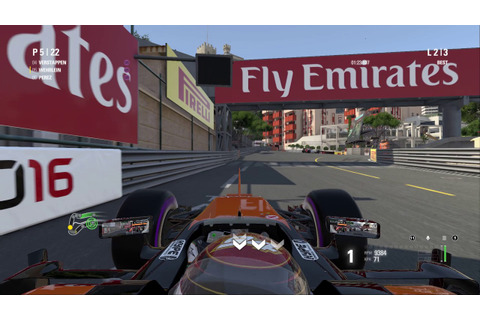 "F1 2016 The Game - ""2018 Force India"" Skin Showcase - YouTube"