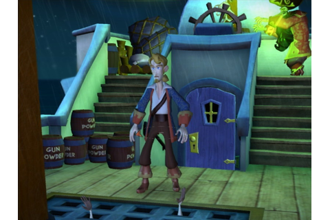 Interviews: Tales of Monkey Island - Telltale Games ...