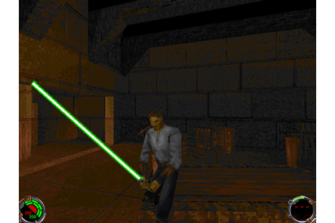 Good Old Reviews: Jedi Knight: Dark Forces II | Good Old ...