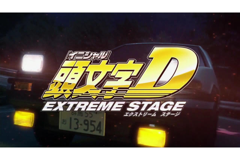Initial D Extreme Stage Review-Playstation 3 - YouTube