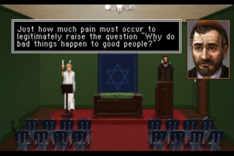 "Adventure Game ""The Shivah"""