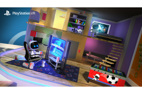 Sony Japan Studio's PlayStation VR Exclusive The PlayRoom VR Gets New ...