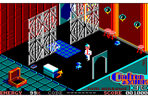Crafton & Xunk (ERE Informatique, 1986) | Retro gamer ...