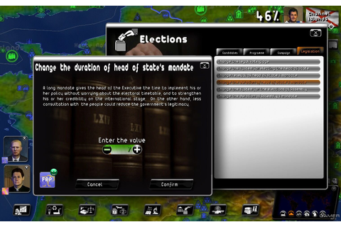 Rulers of Nations: Geo-Political Simulator 2 (2010 video game)