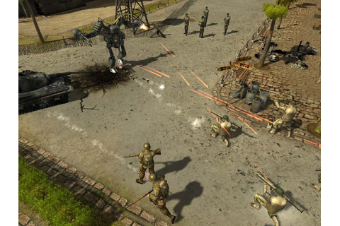 Download FREE War Front Turning Point PC Game Full Version
