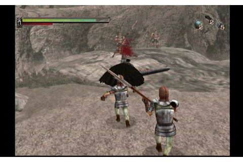 Sword of the Berserk: Guts' Rage Screenshots for Dreamcast ...