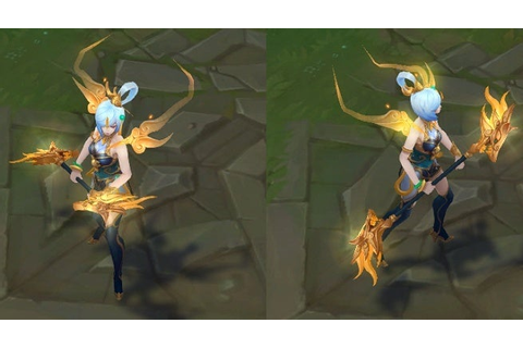 Riot Explains Why Lux Received One of League of Legends ...