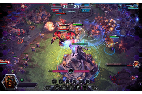 Heroes of the Storm review | PC Gamer