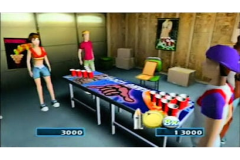 Frat Party Games: Pong Toss (WiiWare) News, Reviews ...