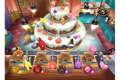 Amazon.com: Pac-Man Party - Nintendo Wii: Video Games