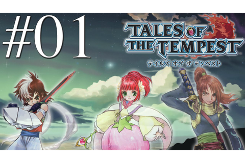 Let's Play Tales of the Tempest [Blind], Episode 1: Fallen ...