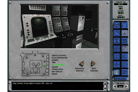 Jane's Combat Simulations: 688(I) Hunter/Killer (1997 ...