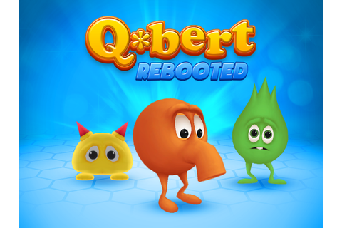 Q*bert: Rebooted - Android Apps on Google Play