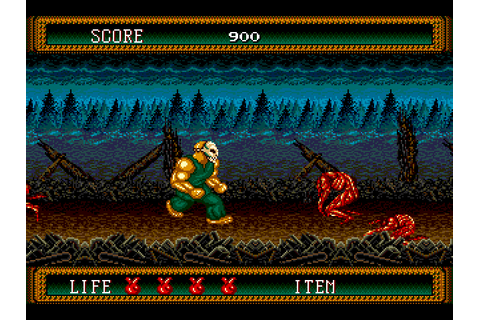 Splatter House 2 Download Game | GameFabrique