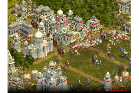 Rise of Nations: Thrones & Patriots Free Download - Game Maza