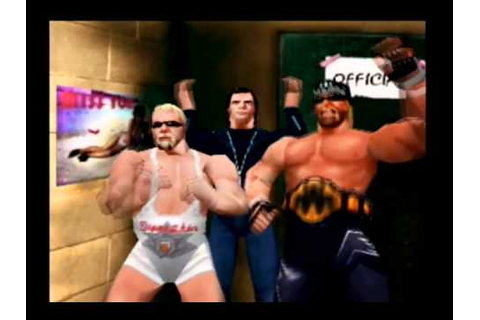 WCW/nWo Revenge Intro (N64) - YouTube