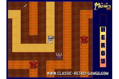 Download Mazogs (and Maziacs) & Play Free | Classic Retro ...