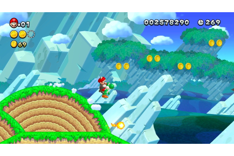 New Super Mario Bros. U Deluxe' is One of the Best ...
