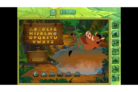 Download Disney's The Lion King Activity Center (Windows ...
