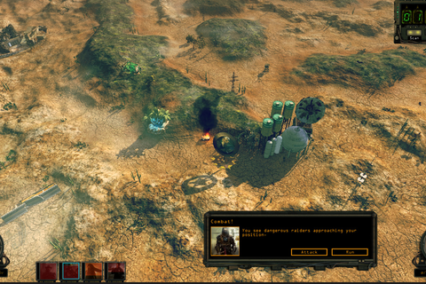 Wasteland 2's world map exploration explained - Polygon