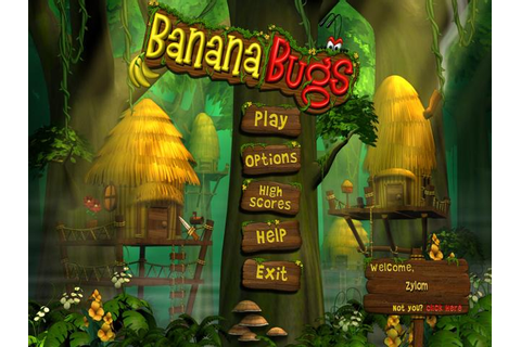 Banana Bugs | GameHouse