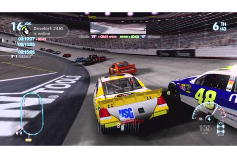 NASCAR The Game: Inside Line - Race 24/36 - Irwin Tools ...