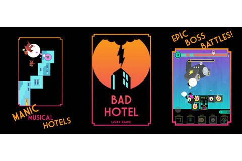 Bad Hotel Now Available In Google Play Store | Mobile Game ...