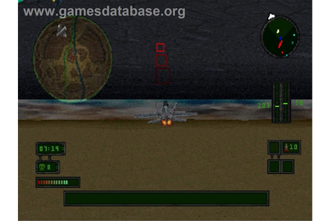 Independence Day: The Game - Sega Saturn - Games Database