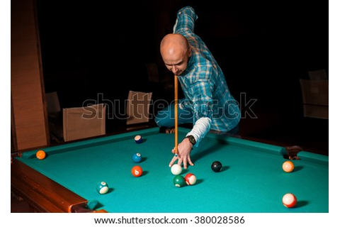 Billiard-player Stock Images, Royalty-Free Images ...