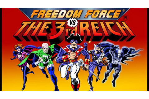 Freedom Force vs. The Third Reich is $2.39 today on GOG ...