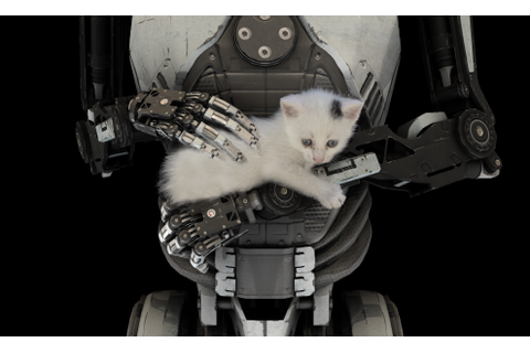 When Being a Robot is Not Enough - The Talos Principle ...
