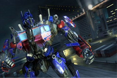 Transformers Online Game ~ Digs Games