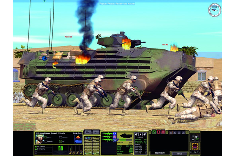 Combat Mission Shock Force: Marines review | GamesRadar+