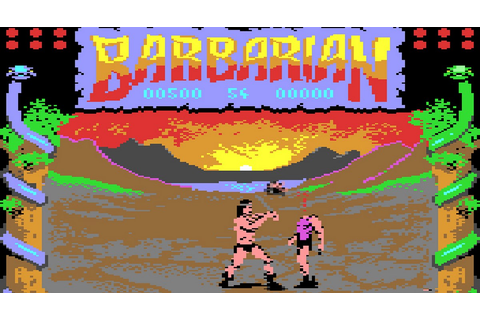 Barbarian: The Ultimate Warrior - Commodore 64 trucchi e ...