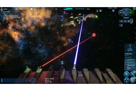 Infinium Strike Free Download - Ocean Of Games