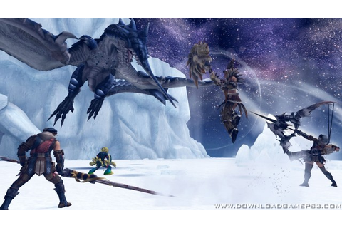 Monster Hunter Frontier G - Download game PS3 PS4 RPCS3 PC ...