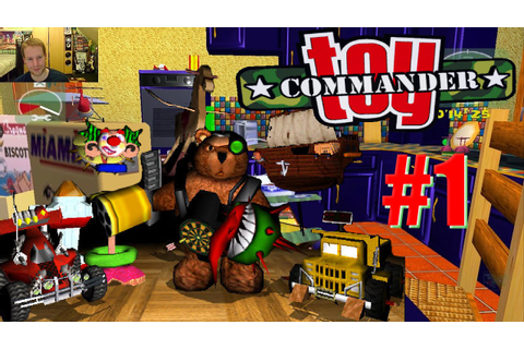 Toy Commander | #1 Sega Dreamcast LOVE THIS GAME - YouTube