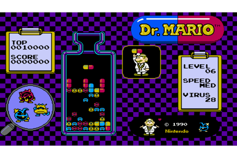 Dr. Mario HD Wallpaper | Background Image | 1920x1080 | ID ...