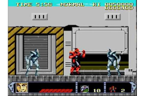 Armored Police Metal Jack (1992) [SNES] - YouTube