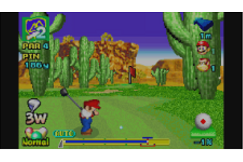 Mario Golf: Advance Tour | Game Boy Advance | Games | Nintendo