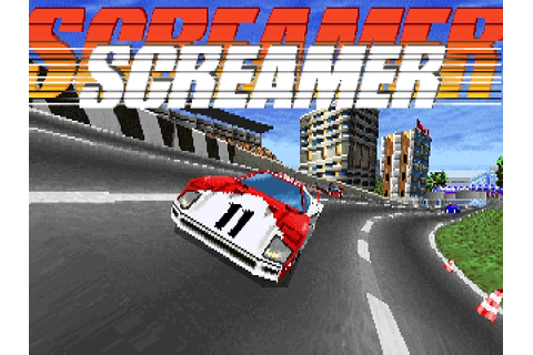 Download Screamer | DOS Games Archive