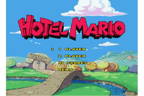Hotel Mario Screenshots for CD-i - MobyGames