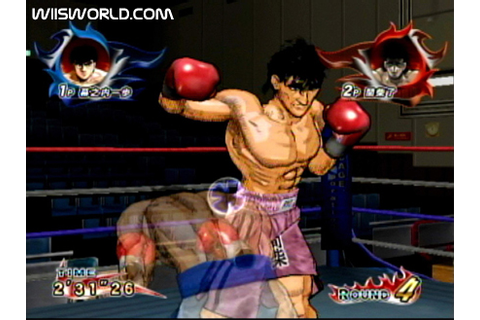 Victorious Boxers Revolution on Wii