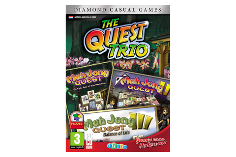 The Quest Trio: Mahjong, PC, PC (Windows) - Specificaties ...