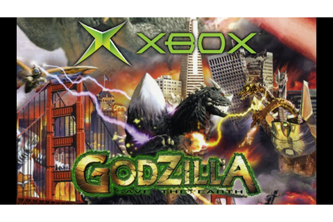 [Xbox] All Monster Intros (Godzilla: Save the Earth) - YouTube