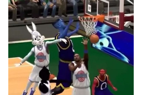 'Space Jam' in NBA 2K is awesome | theScore.com