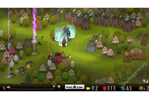 PixelJunk Monsters Ultimate - Download Free Full Games | Strategy ...
